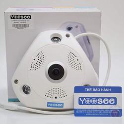 Camera wifi yosoee nhìn toàn cảnh 360, chính hãng