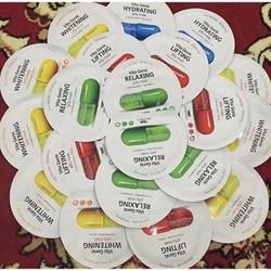 Combo 6 mặt nạ Banobagi Vitamin A-B-C-E