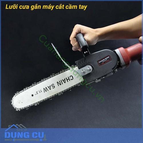 Lưỡi cưa gắn máy cắt cầm tay