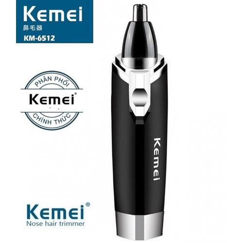 Máy tỉa lông mũi dùng pin tiện lợi Kemei KM-6512 - Hàng Nhập Khẩu - 5597379 , 12018247 , 15_12018247 , 69000 , May-tia-long-mui-dung-pin-tien-loi-Kemei-KM-6512-Hang-Nhap-Khau-15_12018247 , sendo.vn , Máy tỉa lông mũi dùng pin tiện lợi Kemei KM-6512 - Hàng Nhập Khẩu