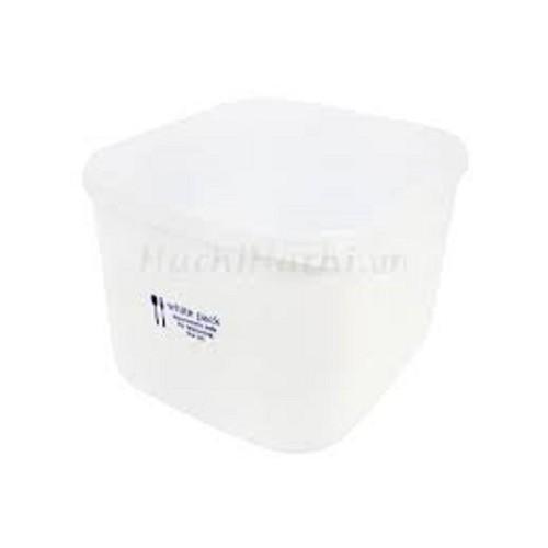 Hộp nhựa đựng thực phẩm White Pack 1L - 4433486 , 12035675 , 15_12035675 , 38000 , Hop-nhua-dung-thuc-pham-White-Pack-1L-15_12035675 , sendo.vn , Hộp nhựa đựng thực phẩm White Pack 1L