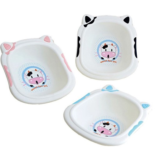 Chậu rửa mặt cao cấp cho bé hình con bò sữa - 5602710 , 12024774 , 15_12024774 , 37000 , Chau-rua-mat-cao-cap-cho-be-hinh-con-bo-sua-15_12024774 , sendo.vn , Chậu rửa mặt cao cấp cho bé hình con bò sữa