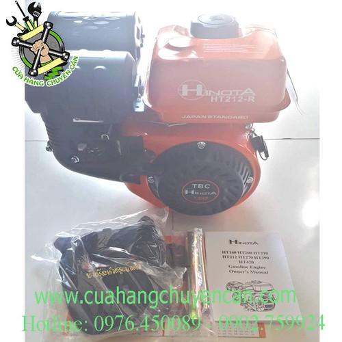 Động cơ xăng Hinota HT2-1-2 R 7HP CỐT XÉO THAILAND - 4432512 , 12019724 , 15_12019724 , 3700000 , Dong-co-xang-Hinota-HT2-1-2-R-7HP-COT-XEO-THAILAND-15_12019724 , sendo.vn , Động cơ xăng Hinota HT2-1-2 R 7HP CỐT XÉO THAILAND