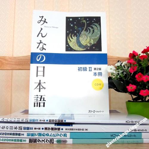 Minna no Nihongo Sơ Cấp2 – Bản Tiếng Nhật + Kèm CD - 5600395 , 12022275 , 15_12022275 , 97000 , Minna-no-Nihongo-So-Cap2-Ban-Tieng-Nhat-Kem-CD-15_12022275 , sendo.vn , Minna no Nihongo Sơ Cấp2 – Bản Tiếng Nhật + Kèm CD