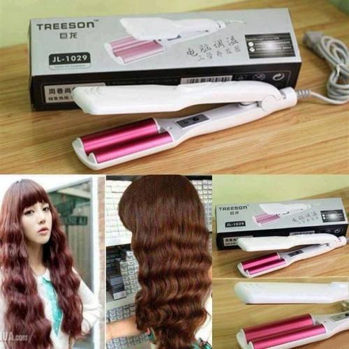 Máy bấm tóc gợn sóng nước cao cấp Treeson JL-1029