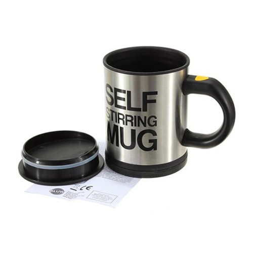 Ly khuấy cafe tự động Self Stirring Mug