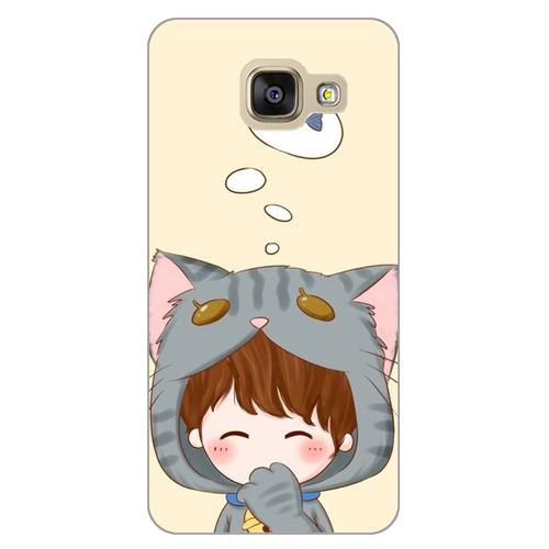 Ốp lưng điện thoại samsung galaxy a3 2017 - couple boy 05
