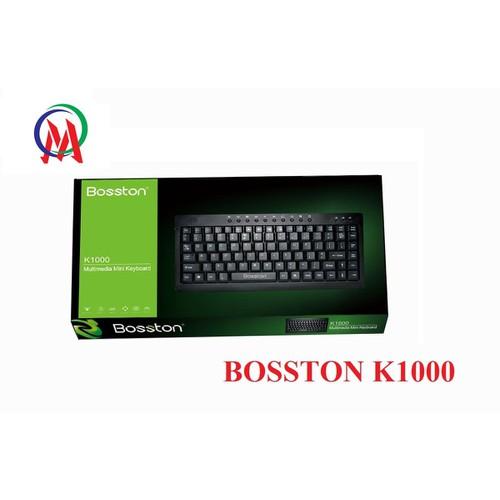 Bàn Phím Mini multimedia K1000