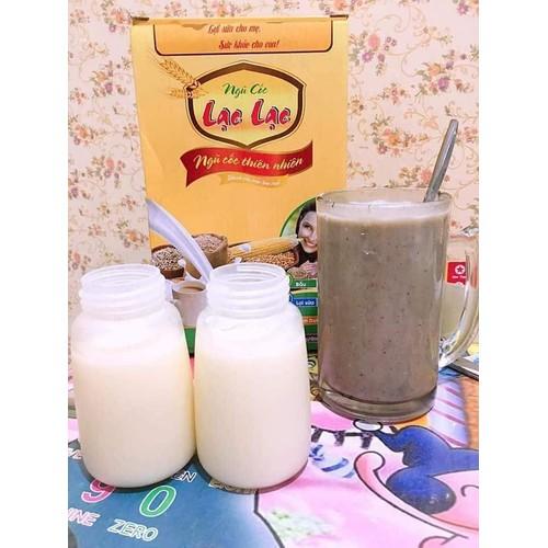 ngũ cốc lợi sữa lạc lạc 15 gói