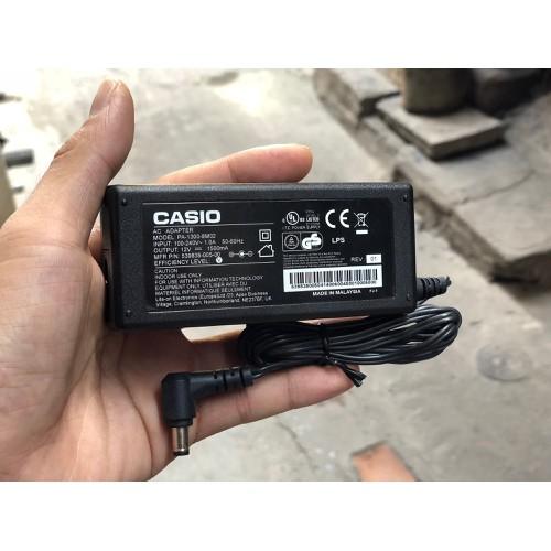 Adaptor đàn organ Casio. 12V 1500mA chính hãng