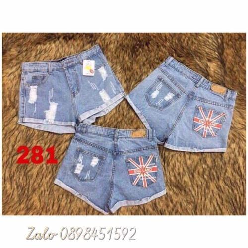 Quần short jean nữ kiểu hot - 5608903 , 12032029 , 15_12032029 , 85000 , Quan-short-jean-nu-kieu-hot-15_12032029 , sendo.vn , Quần short jean nữ kiểu hot