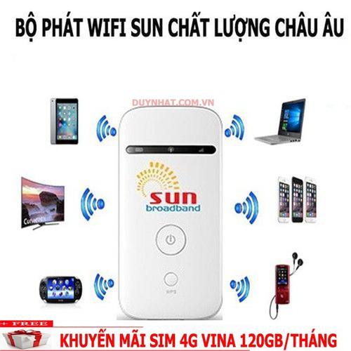 Modem Bộ phát wifi 3G 4G di động - ZTE MF65 Nhật Bản - Giá rẻ