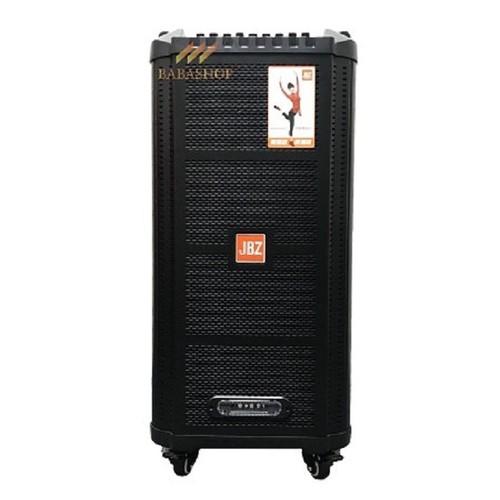 Loa karaoke di động cao cấp JBZ JB+0807 nghe nhạc hát karaoke hay