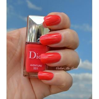 Sơn móng Dior Vernis Aventure 10ml unbox - Sơn móng Dior 10ml thumbnail