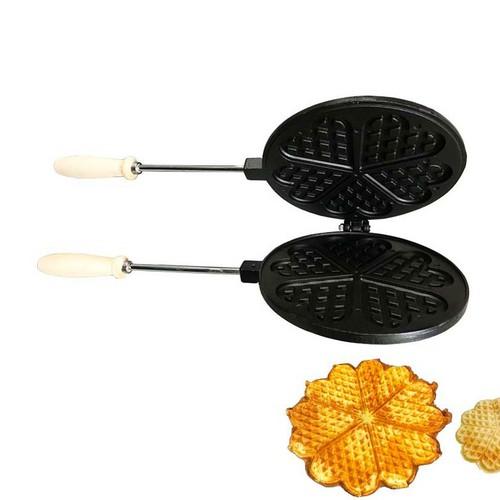 Khuôn nướng bánh kẹp tổ ong gang chống dính - 5860609 , 12366655 , 15_12366655 , 250000 , Khuon-nuong-banh-kep-to-ong-gang-chong-dinh-15_12366655 , sendo.vn , Khuôn nướng bánh kẹp tổ ong gang chống dính