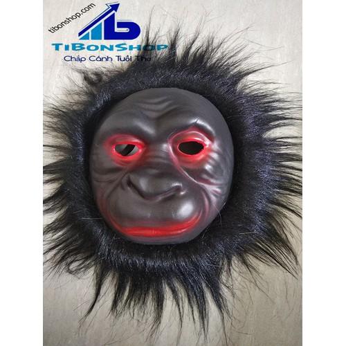 Halloween Mặt Nạ Thú Xốp-khỉ đột - 5860556 , 12366522 , 15_12366522 , 35000 , Halloween-Mat-Na-Thu-Xop-khi-dot-15_12366522 , sendo.vn , Halloween Mặt Nạ Thú Xốp-khỉ đột