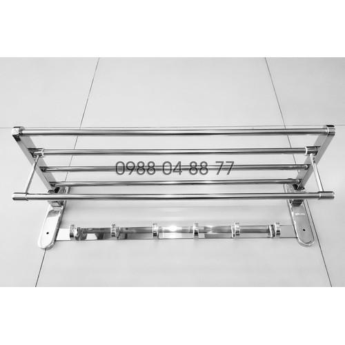 Máng khăn đa năng Inox 304 - máng khăn tầng đa năng SUS 304