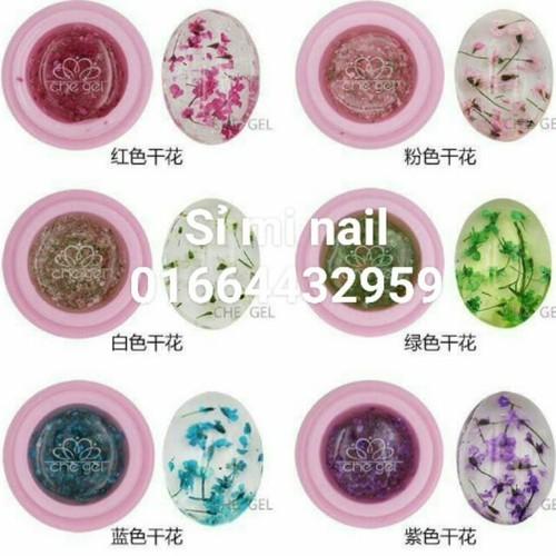 Gel hoa khô ẩn phụ kiện độc đáo đẹp lạ giúp trang trí móng xinh tuyệt - 5875128 , 12381350 , 15_12381350 , 45000 , Gel-hoa-kho-an-phu-kien-doc-dao-dep-la-giup-trang-tri-mong-xinh-tuyet-15_12381350 , sendo.vn , Gel hoa khô ẩn phụ kiện độc đáo đẹp lạ giúp trang trí móng xinh tuyệt