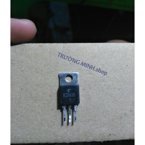 Bộ 5 mosfet k2608 900V 3A cũ tháo máy - để sửa kích điện UPS inverter