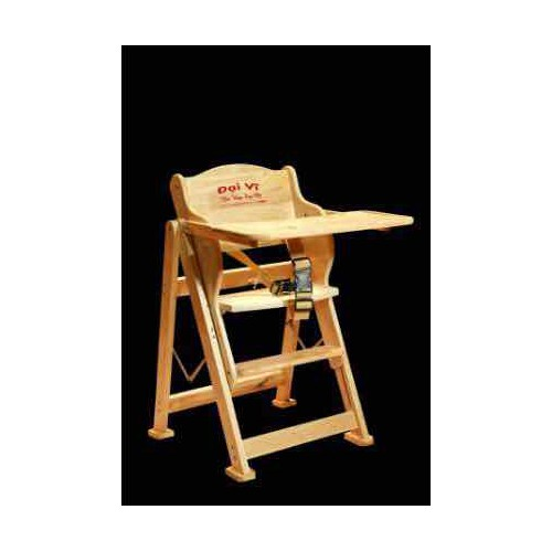 Ghế gỗ ăn dặm đại vĩ