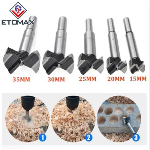 Bộ 5 mũi khoan khoét lỗ 2 cạnh đường kính từ 15mm - 35mm - 5899341 , 12410556 , 15_12410556 , 145000 , Bo-5-mui-khoan-khoet-lo-2-canh-duong-kinh-tu-15mm-35mm-15_12410556 , sendo.vn , Bộ 5 mũi khoan khoét lỗ 2 cạnh đường kính từ 15mm - 35mm