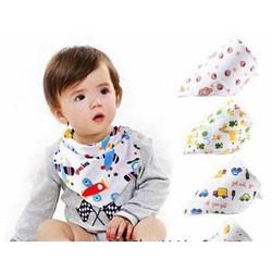 Set 10 khăn yếm cho bé