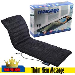 Thảm Nệm Massage Thư Giãn Trị Liệu Toàn Thân Cao Cấp - Thảm Nệm Massage