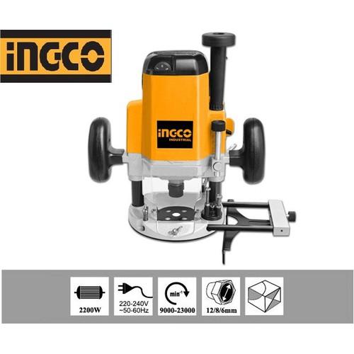 Máy phay gỗ Ingco 2200W RT22001 - 5862617 , 12368539 , 15_12368539 , 1570000 , May-phay-go-Ingco-2200W-RT22001-15_12368539 , sendo.vn , Máy phay gỗ Ingco 2200W RT22001