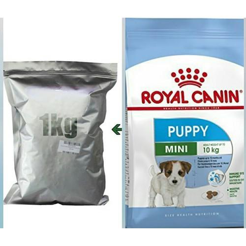 Thức ăn cho chó nhỏ giống chó nhỏ hạt RC mini puppy cho chó Chiết
