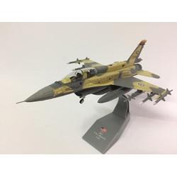 Mô hình máy bay Tiêm kích F-16EF 1:72