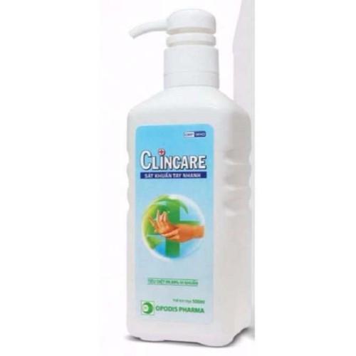 Nước rửa tay khô diệt khuẩn nhanh Clincare 500ml | dung dịch sát khuẩn - 5867415 , 12373104 , 15_12373104 , 99000 , Nuoc-rua-tay-kho-diet-khuan-nhanh-Clincare-500ml-dung-dich-sat-khuan-15_12373104 , sendo.vn , Nước rửa tay khô diệt khuẩn nhanh Clincare 500ml | dung dịch sát khuẩn