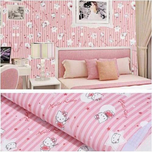 Giấy dán tường Hello Kitty - 6214161 , 12775849 , 15_12775849 , 150000 , Giay-dan-tuong-Hello-Kitty-15_12775849 , sendo.vn , Giấy dán tường Hello Kitty