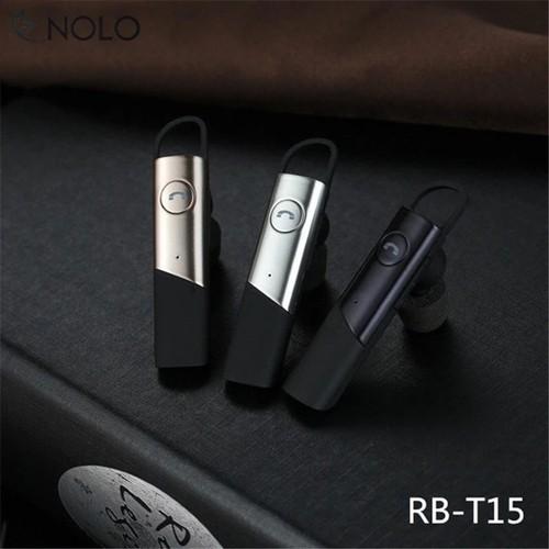 Tai Nghe Bluetooth Nhét Tai RB-T15 HD Voice V4.1 Cao Cấp