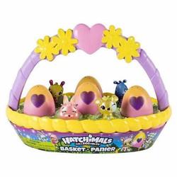 Hatchimals tổ 6 trứng mùa xuân chính hãng