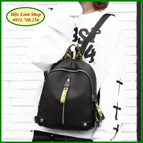 Ba lô thời trang Sành Điệu - balo MM kiểu dáng Hàn Quốc trẻ trung