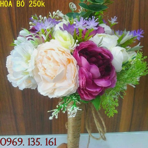 Hoa Bó Cầm Tay 250 mã 4