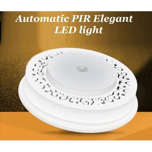 Đèn LED cảm ứng hồng ngoại PIR tự động sáng cầu thang, tủ quần áo