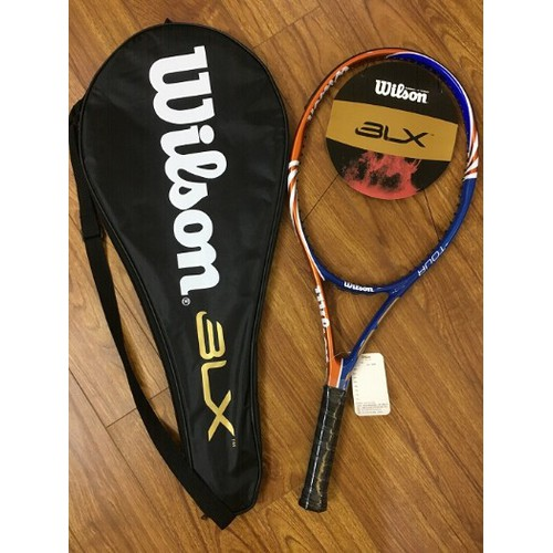 Vợt tennis Wilson 279g khuyến mãi căng dây va cuốn cán