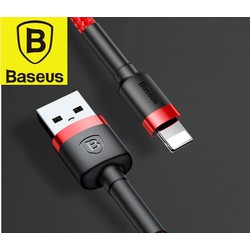Cáp sạc iphone , ipad Baseus 1met - Chính hãng