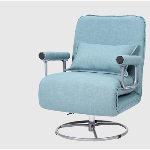 Ghế văn phòng kiêm giường ngủ xoay 360 độ điều chỉnh góc độ cao cấp - best seller tony