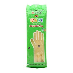 Găng tay cao su con hươu màu trắng siêu dai (MS02) tuancuashhop