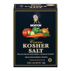 MUỐI MORTON KOSHER SALT 1.36KG - 24276