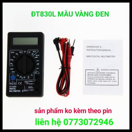 ĐỒNG HỒ VẠN NĂNG ĐT830 đã kèm pin - 4512677 , 12387321 , 15_12387321 , 180000 , DONG-HO-VAN-NANG-DT830-da-kem-pin-15_12387321 , sendo.vn , ĐỒNG HỒ VẠN NĂNG ĐT830 đã kèm pin
