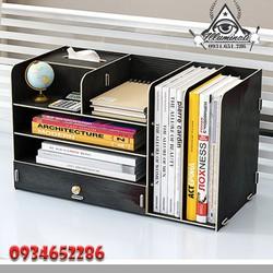 Kệ sách - tủ sách - tủ hồ sơ
