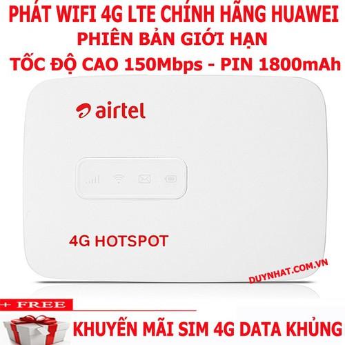Bộ Phát Wifi - Cục Phát Wifi - Thiết Bị Phát Sóng LTE Airtel MW40