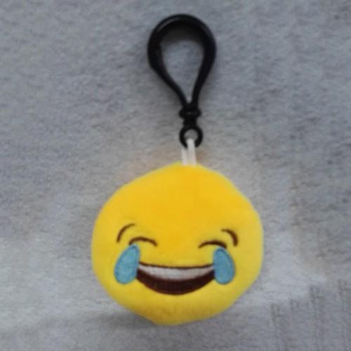 móc khóa icon mặt cười