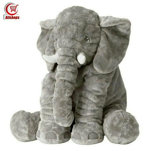 chú voi nhồi bông siêu yêu