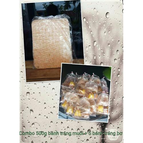 Combo 500g Bánh Tráng Muối va 05 Bịch Bánh Tráng Bơ Tây Ninh - 4444540 , 12393355 , 15_12393355 , 150000 , Combo-500g-Banh-Trang-Muoi-va-05-Bich-Banh-Trang-Bo-Tay-Ninh-15_12393355 , sendo.vn , Combo 500g Bánh Tráng Muối va 05 Bịch Bánh Tráng Bơ Tây Ninh