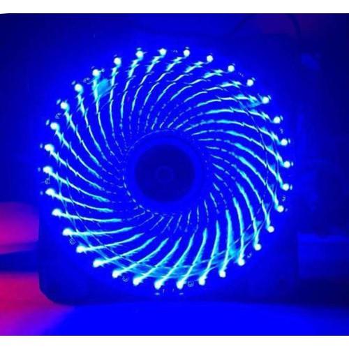 Quạt tản nhiệt case 120mm 15 Led siêu sáng, màu xanh lam - 5890865 , 12400229 , 15_12400229 , 55000 , Quat-tan-nhiet-case-120mm-15-Led-sieu-sang-mau-xanh-lam-15_12400229 , sendo.vn , Quạt tản nhiệt case 120mm 15 Led siêu sáng, màu xanh lam