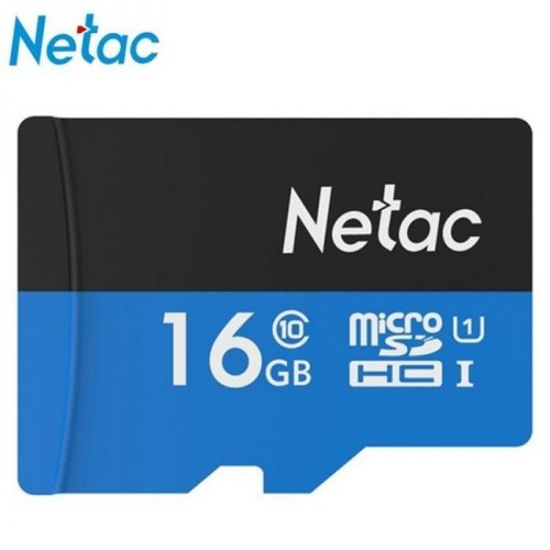 Thẻ nhớ MicroSD Netac 16GB Class 10